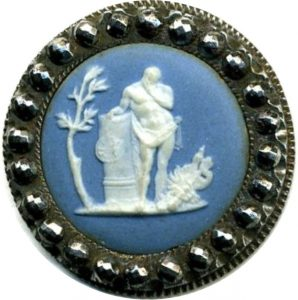 Heracles at the Crossroads jasper on steel large BYL 18th cent [4609731]