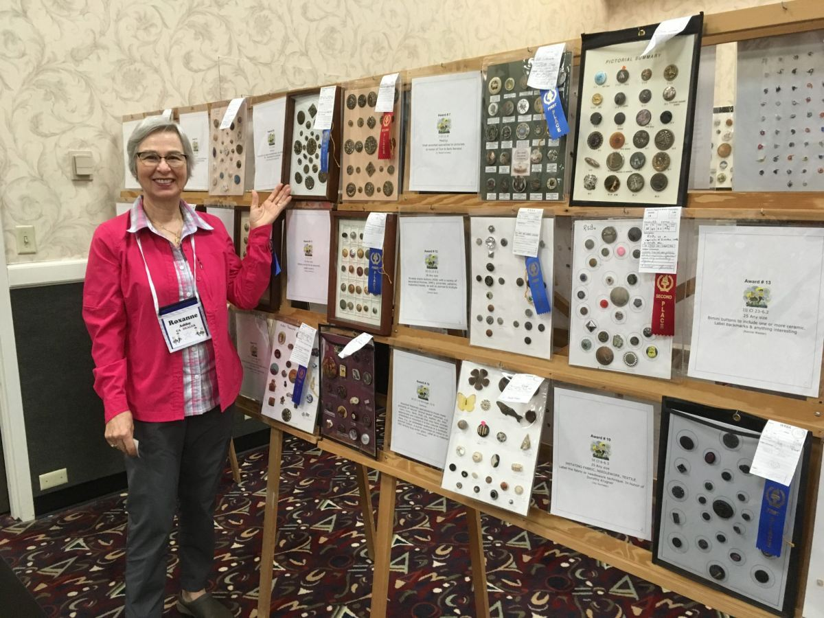 Western Regional Button Association (WRBA) show