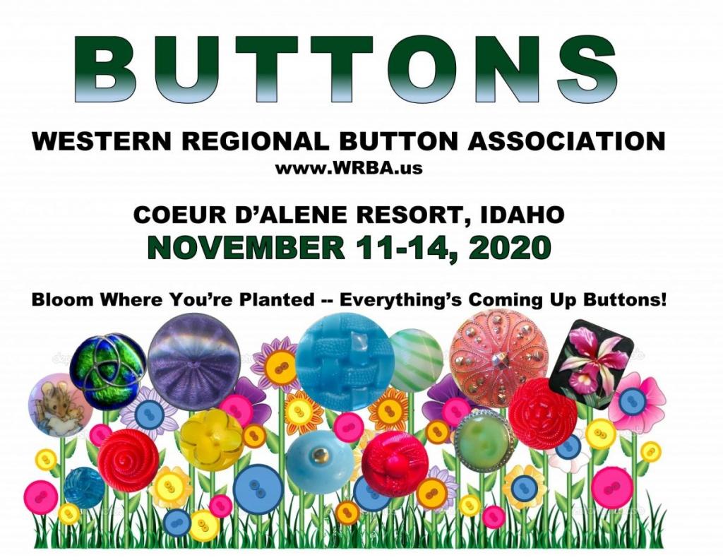2020 WRBA Button Show